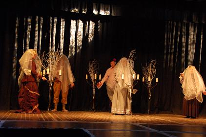 The Lion, the Witch and the Wardrobe, December  2010